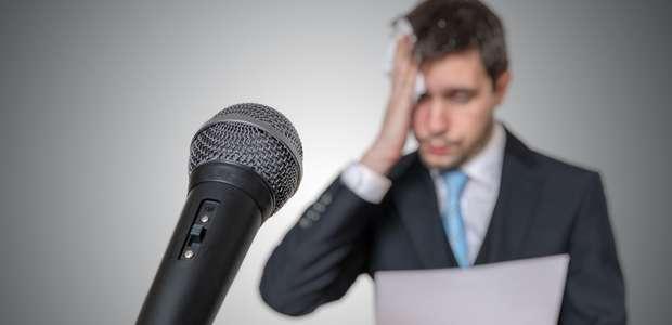 Vou perder meu medo de falar em público?
