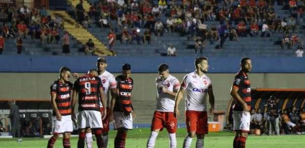 Sem emoção! Vila Nova e Atlético-GO termina com placar ...