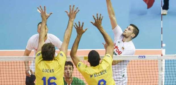 Brasil não resiste à Bulgária e perde pela quarta vez na ...