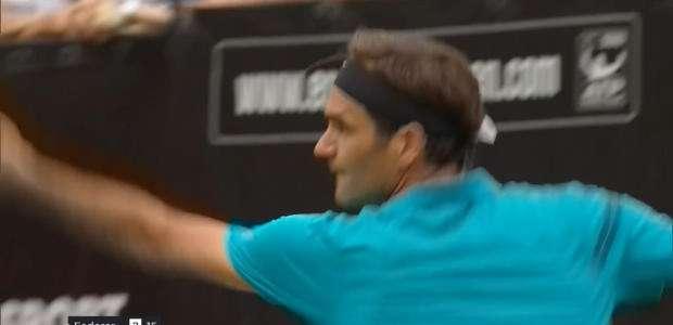ATP Stuttgart: Federer v Raonic (6-4, 7-6) - melhores ...