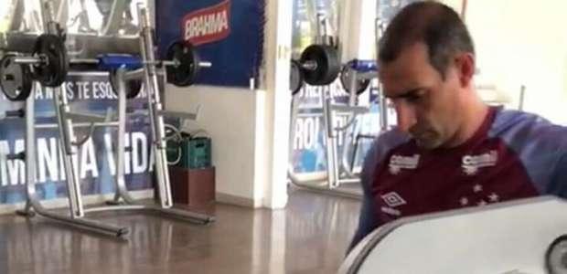 Bruno Silva aproveita pausa da Copa para melhorar ...