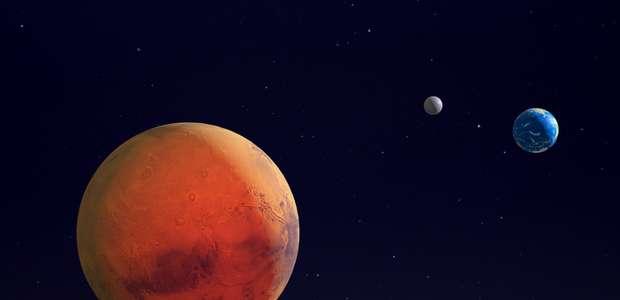 Marte começa seu movimento retrógrado em Aquário