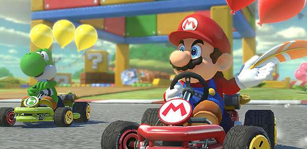 Hot Wheels do Mario Kart terá personagens e pistas do game