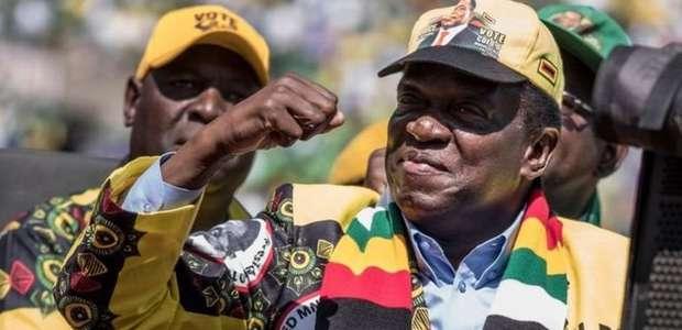 Quem é Emmerson Mnangagwa, o 'crocodilo' que venceu a ...