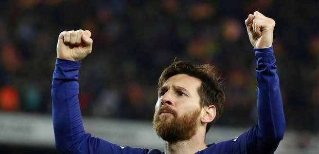 Barcelona confirma Messi como capitão após saída de Iniesta