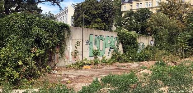 Trecho desconhecido do Muro de Berlim é descoberto