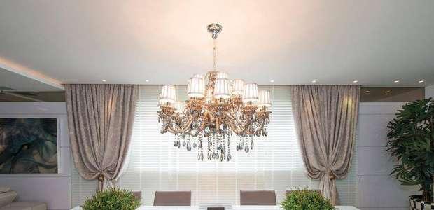 Lustres para Sala: +64 Modelos Espetaculares para a Sua Casa
