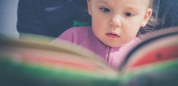 Como ler para uma criança?