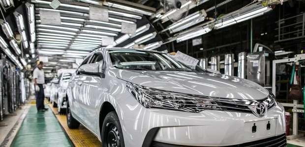 Toyota abre fábricas para visitação