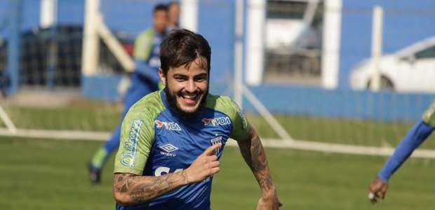 João Paulo, do Avaí, quer vitória sobre o Juventude para ...