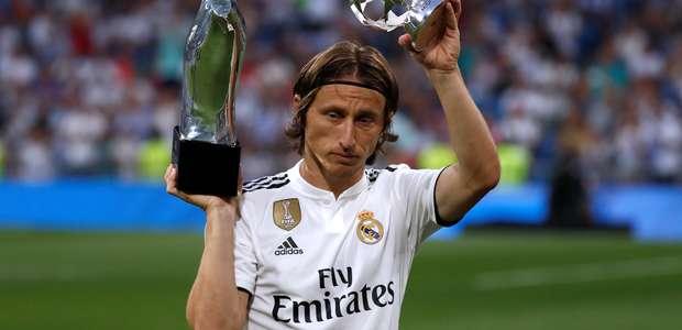 Técnico croata diz que Modric merece ser o melhor do mundo
