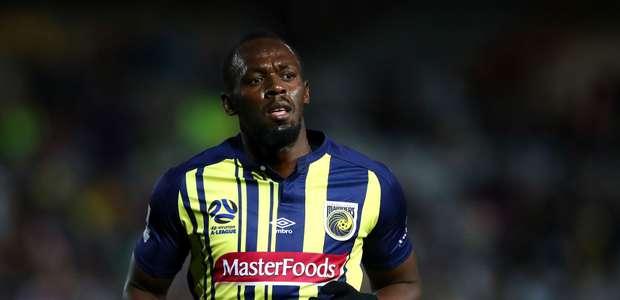 Bolt anuncia fim da meteórica carreira no futebol