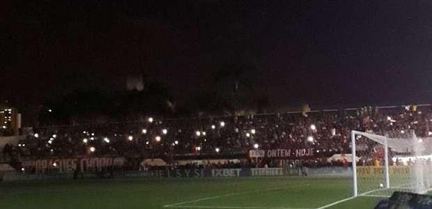 Em jogo com apagão, Juventude bate Atlético-GO e deixa ...