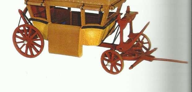 Como nasceu o primeiro sistema de transporte coletivo do ...