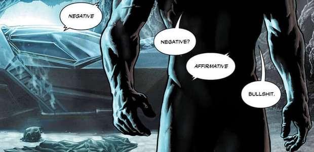 Genitais do Batman em HQ fazem DC alterar ilustração ...