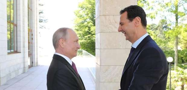 Putin diz a Assad que irá fornecer sistema antimíssil ...