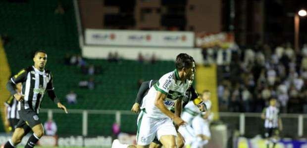 Em jogo aberto, Figueirense e Coritiba empatam e se ...