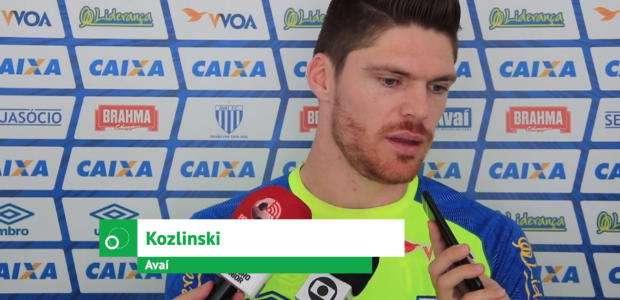 """AVAÍ: Kozlinski: """"Nossa primeira intenção é conquistar o ..."""
