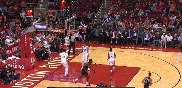Houston Rockets 112-131 New Orleans Pelicans