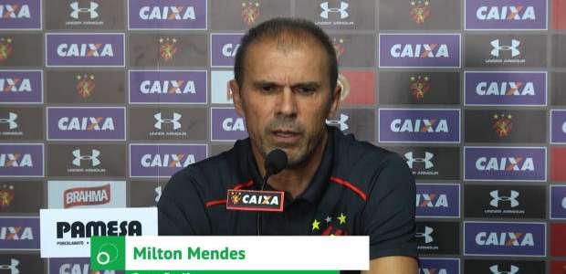 SPORT RECIFE: Milton Mendes: Vamos contrar com Hernane ...