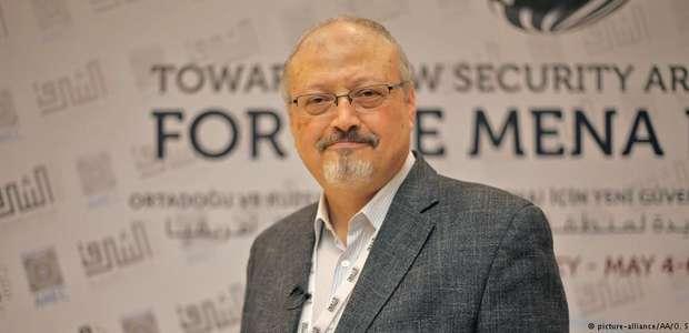 Líderes questionam versão saudita sobre caso Khashoggi