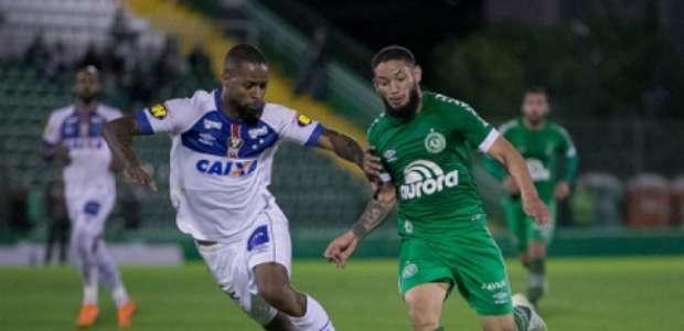 Cruzeiro x Chapecoense: escalações, desfalques, onde ...