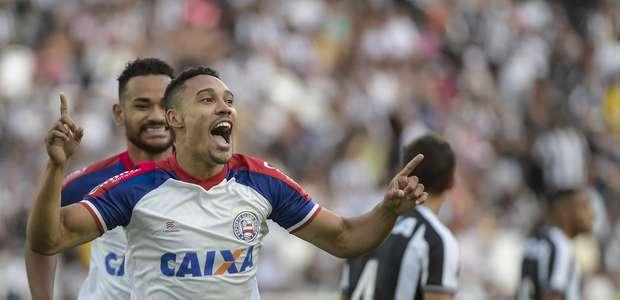 Bahia derrota e complica o Botafogo no Campeonato Brasileiro