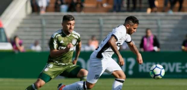 Arthur analisa desempenho do Ceará diante do Palmeiras