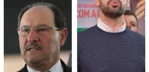 Candidatos ao governo gaúcho tentam associam rival ao PT