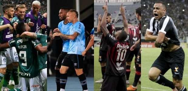 Veja o ranking de gols marcados entre os clubes de Série ...