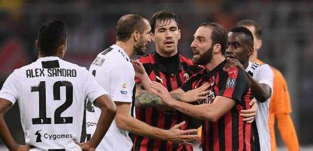 Higuaín pede desculpas por expulsão em derrota para a ...