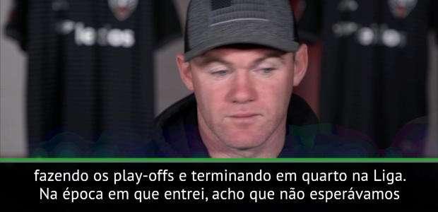 Wayne Rooney reflete sobre sua primeira temporada no MLS