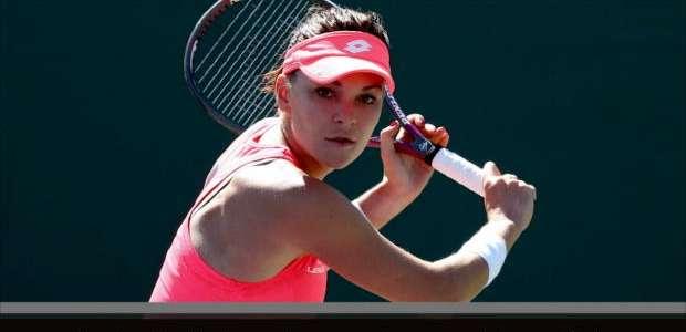 Agnieszka Radwanska deixa quadras aos 29 anos