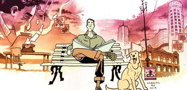 As 10 melhores histórias em quadrinhos sem super-heróis