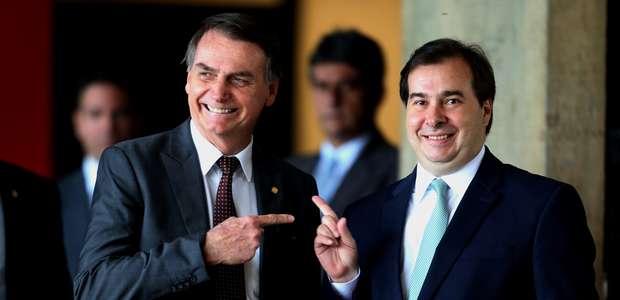 Bolsonaro sinaliza com neutralidade na Câmara