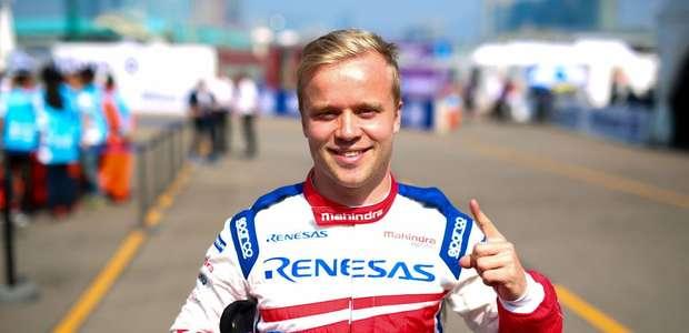 Rosenqvist substituirá Wehrlein na estreia da F-E em Riade