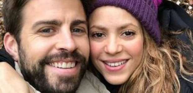Shakira brinca e compara marido à trufa branca