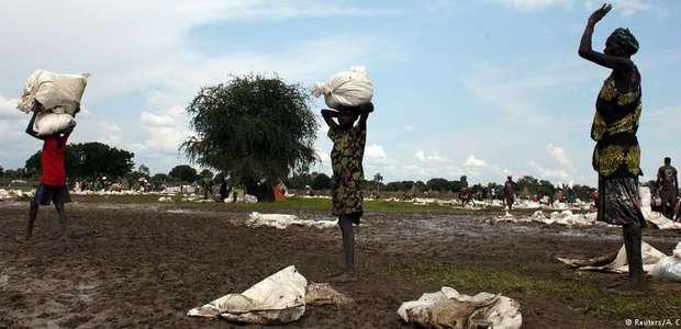 ONU denuncia estupro de 125 mulheres no Sudão do Sul