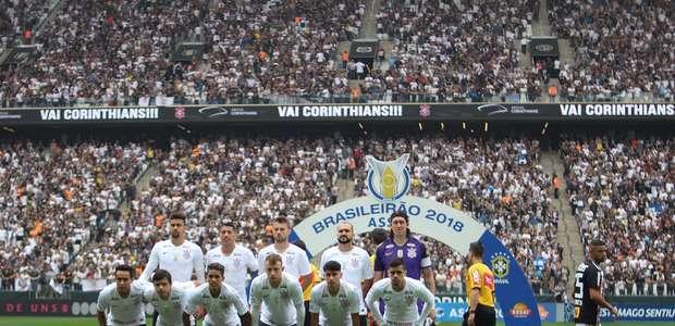 """Corinthians e Grêmio têm pior """"custo-benefício"""" do BR 2018"""