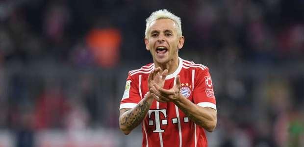 Rafinha comemora primeira posição do Bayern em grupo na ...