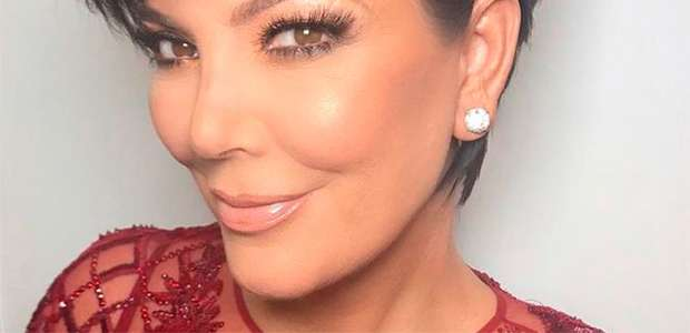 Kris Jenner desistiu do cartão de Natal da família
