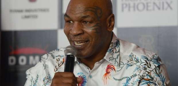 Mike Tyson diz que usou maconha antes de luta em 2000