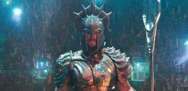 Aquaman já soma US$ 261 milhões antes de estrear nos EUA