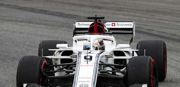 """Ericsson sente que saiu da F1 depois da temporada """"mais ..."""