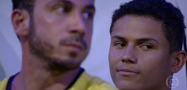 BBB 2019: Danrley e Gustavo ganham imunidade e escapam ...