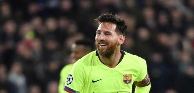 Messi celebra gol 400 na La Liga: 'Quero fazer muito mais'