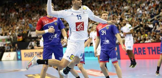 França vence Rússia e garante Brasil na 2ª fase do ...