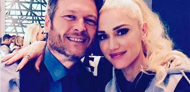 Gwen Stefani e Blake Shelton estão noivos, segundo revista