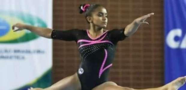 Morre aos 17 anos ginasta brasileira que defendeu seleção