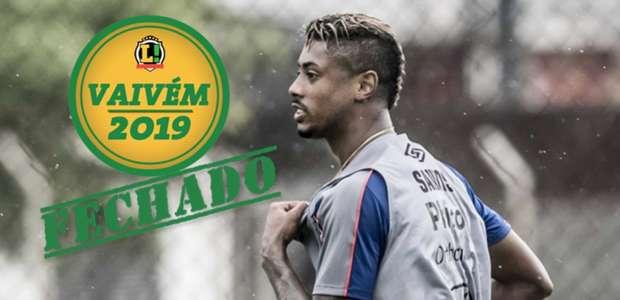 Acordo com Santos é fechado e Bruno Henrique será ...
